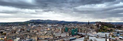 Panorama Edinburgh Stock Photos