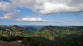 Panorama en Toro Verde Imagen de archivo