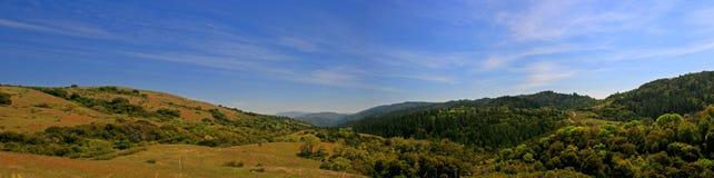 Panorama escénico Foto de archivo libre de regalías