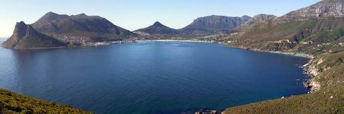 Panorama falso de la bahía Imágenes de archivo libres de regalías