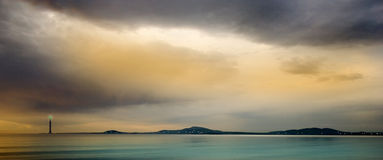 Panorama.Fantazia. Stock Image
