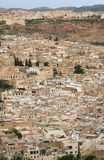 Panorama of Fes #4 Stock Image