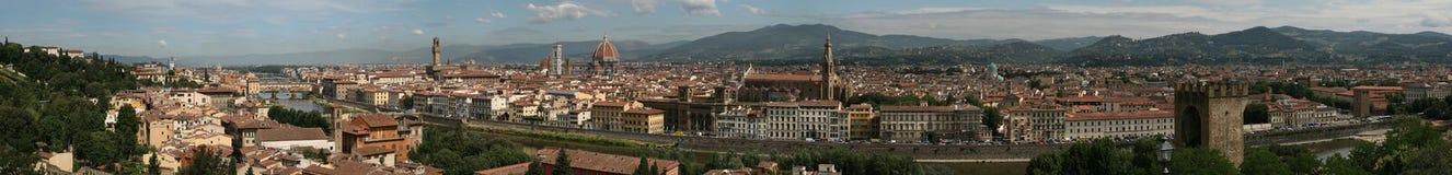 Panorama of Florence, Tuscany, Italy. Stock Photo