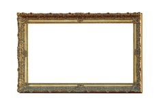 Panorama Frame Royalty Free Stock Photos