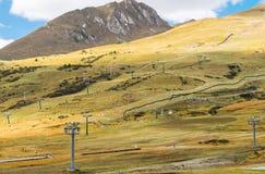 Panorama góry Trentino Zdjęcia Royalty Free