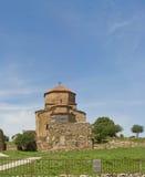 Panorama of Georgian Orthodox church Stock Photo