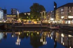 Panorama of Gothenburg. Gothenburg, Vasstergotland and Bohuslan, Sweden stock images