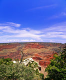 Panorama of Grand Canyon Royalty Free Stock Image