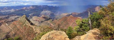 Panorama of the Grand Canyon, USA Stock Photos