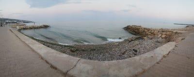 panorama- hav Arkivbilder