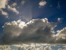 Panorama hermoso del paisaje marino con el cielo azul en la luz del día en Oporto de Galinhas fotografía de archivo