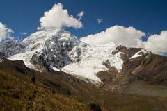 Panorama hiker Stock Photography