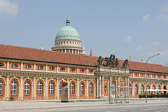 Old Buildings, Potsdam, Germany Royalty Free Stock Photography