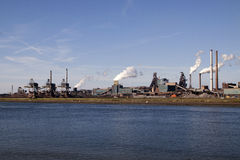Panorama of the hoogoverns the netherlands Royalty Free Stock Photos