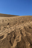 Panorama i Namibia Royaltyfri Foto