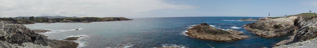 Panorama Illa Pancha Royalty Free Stock Photos