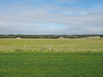 Panorama inglês do país em Salisbúria foto de stock royalty free