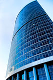 Panorama of the international business centre, Moscow Stock Photography
