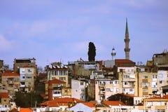 Panorama of Izmir - Turkey Royalty Free Stock Image