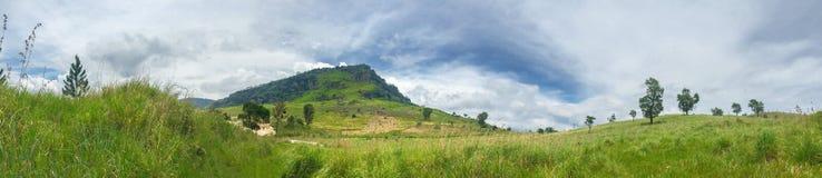 Panorama Kandy Sri Lanka Lizenzfreie Stockbilder