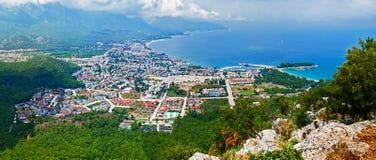 Panorama of Kemer, Turkey Stock Photo