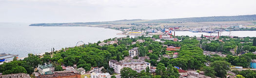 Panorama Kerch Stock Photos