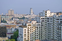 Panorama of the Kiev Royalty Free Stock Photo