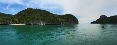 Panorama  Ko Mae Ko Royalty Free Stock Photo