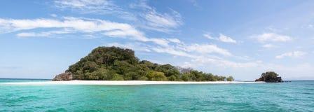 Panorama Koh Khai Island, Tarutao Marine Park nazionale, Satun, Fotografia Stock Libera da Diritti