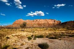 Panorama on kolob plateau Stock Image