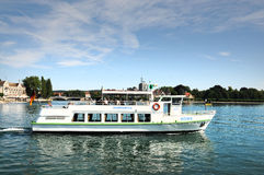 Panorama of Konstanz Royalty Free Stock Image