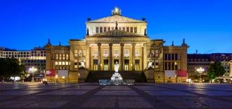 Panorama Konzerthaus, Berlin, Germany royalty free stock image