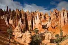 Panorama Królowych Kamienia Ogród Zdjęcie Stock