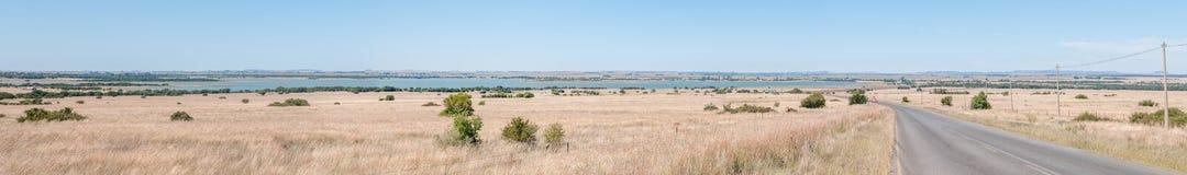 Panorama Krugersdrif tama Fotografia Stock