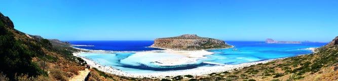 La Grèce, île de Gramvousa Photo stock