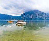 Panorama a lake Royalty Free Stock Image