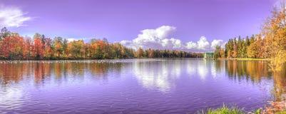 Panorama  lake Stock Photos