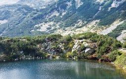 Panorama of  lake Okoto Royalty Free Stock Image