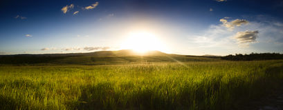 Panorama Landscape Stock Photography