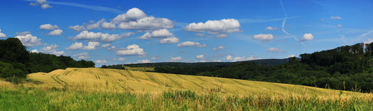 Panorama landscape Royalty Free Stock Photography
