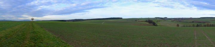 Panorama landscape Royalty Free Stock Image