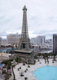 Panorama of Las Vegas Royalty Free Stock Photo