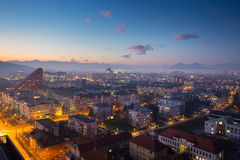 Panorama of Ljubljana, Slovenia, Europe. Stock Photo