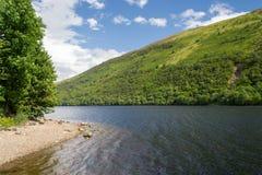 Loch Cluanie, Scotland Stock Photo