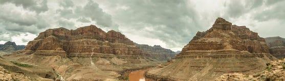 Panorama los E.E.U.U., Nevada de Grand Canyon Fotos de archivo