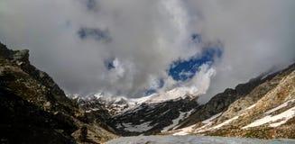 Panorama of Lowari pass, Khyber Pakhtunkhwa province Pakistan Stock Photography