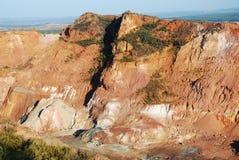 Panorama magnífico, Andaluc3ia España. Imagen de archivo