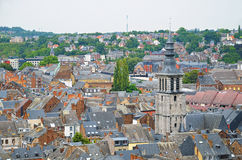 Medieval part of Namur city Stock Photos