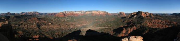 Panorama medio del Mesa Imagenes de archivo
