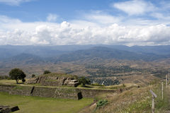 Panorama mexicano imagem de stock royalty free